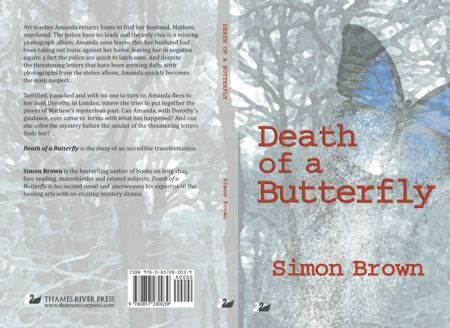 Death of a Butterfly - Simon Brown