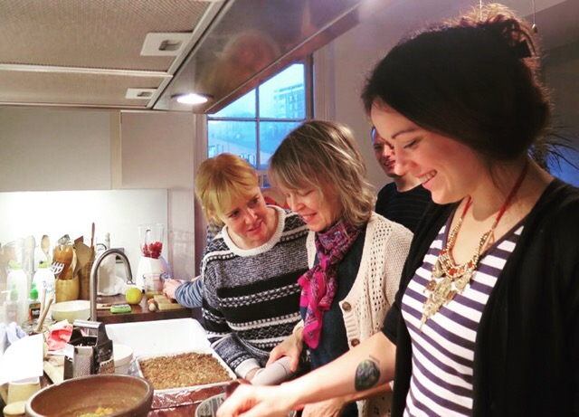 macrobiotic training london