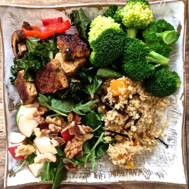 macrobiotic healing diabetes meal
