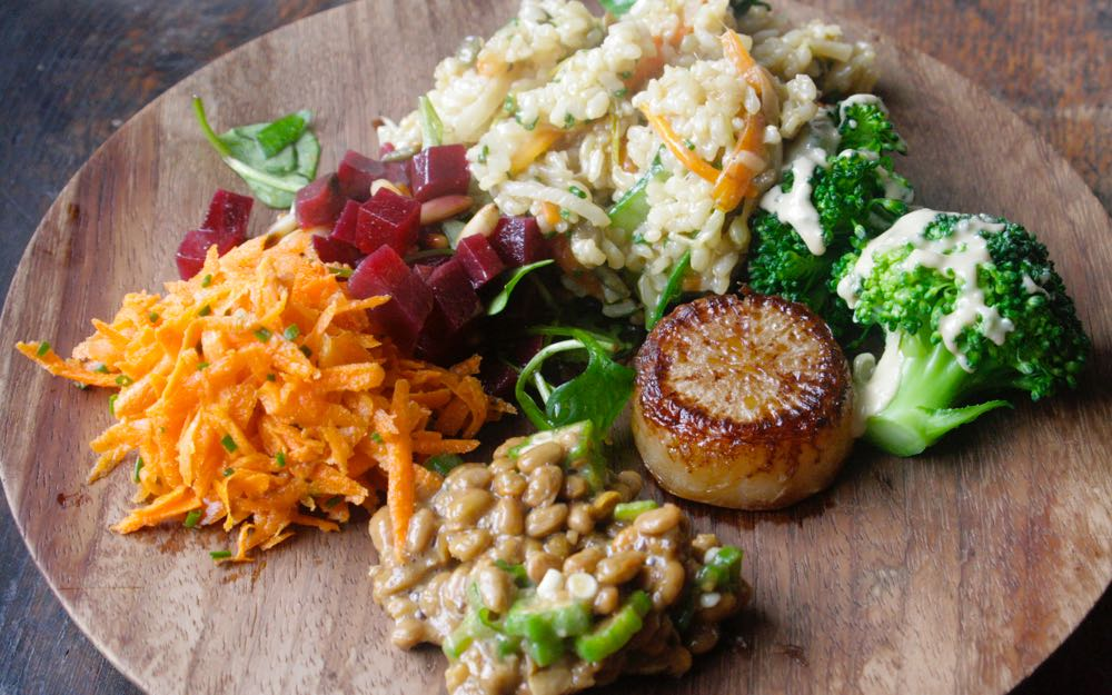 Macrobiotic Cancer Diet Meal
