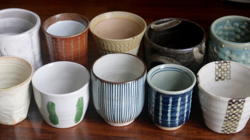 Macrobiotic Teas Cups